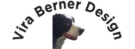 Vira Berner Design Logo