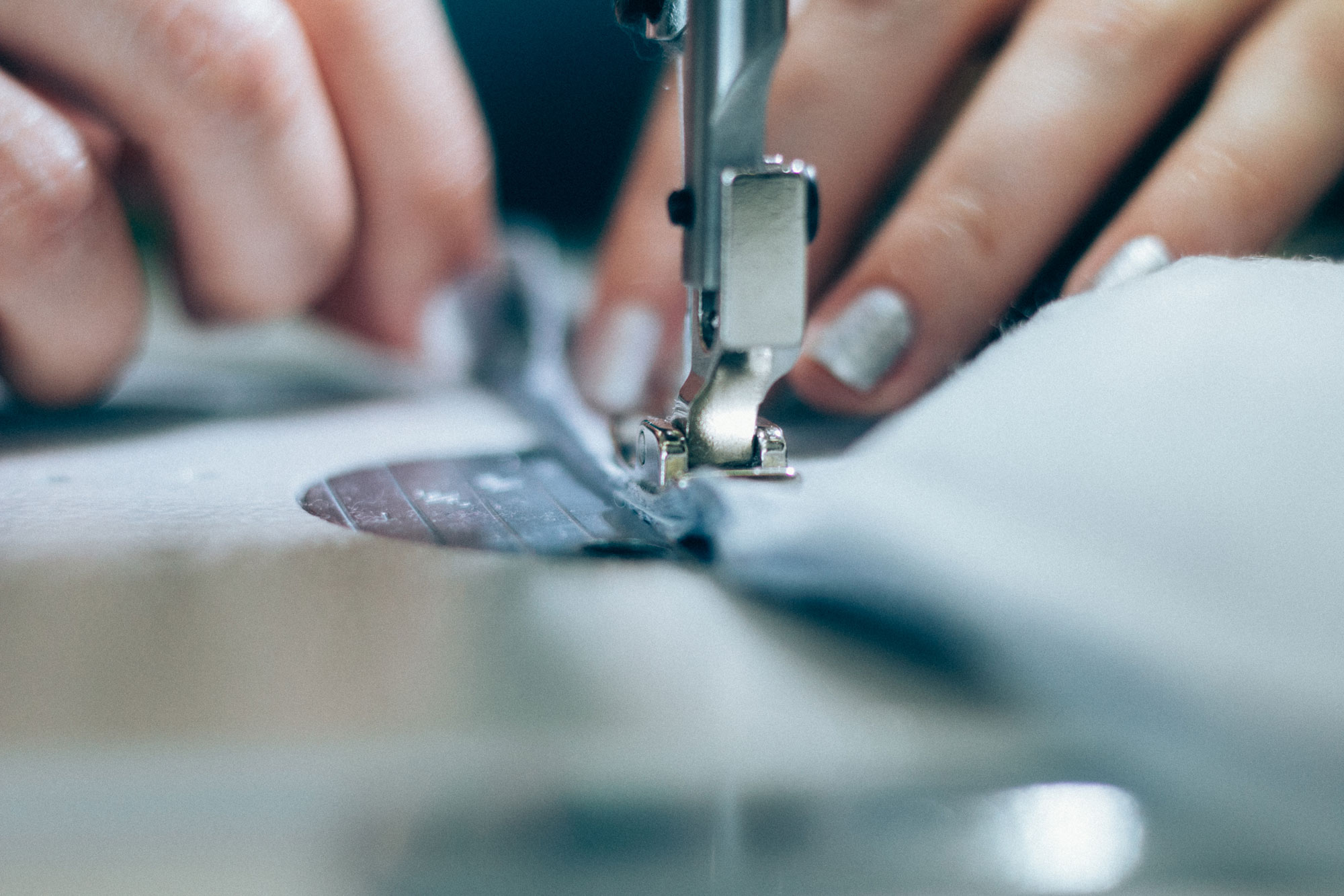 symaskin som används